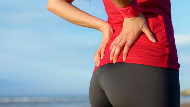 Pijn in je onderrug tijdens hardlopen? Doe deze oefening