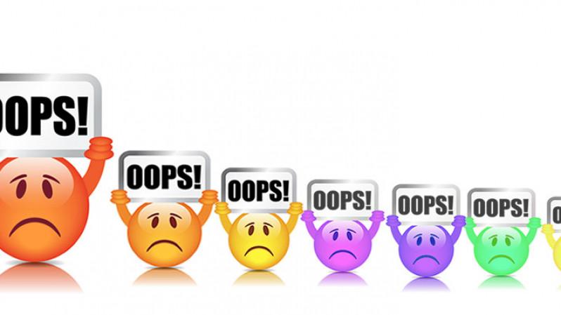 De 10 meest gemaakt fouten bij het bereiken van jouw droomlichaam.